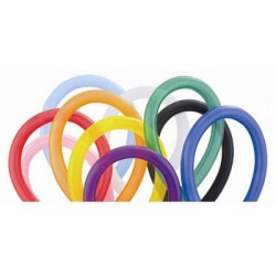 100 ballons qualatex 260 couleurs traditionnelles