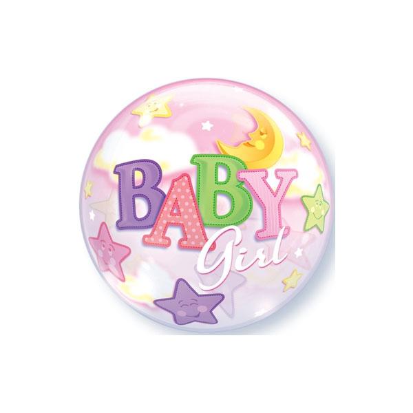 bubble baby girl 56 cm de diamètre