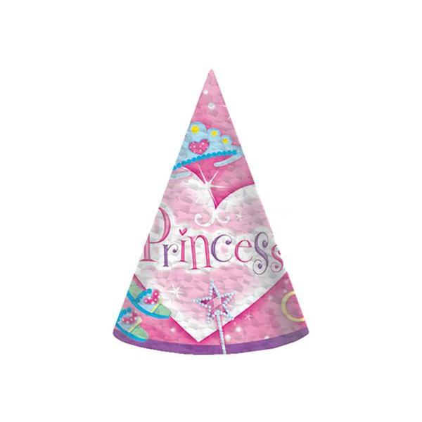 8 Chapeaux princesse