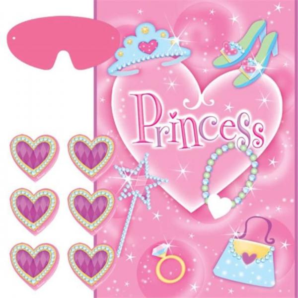 1 jeu princesse