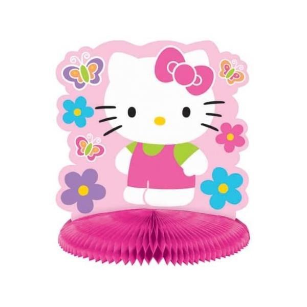 Centre de table Hello Kitty 24.13CM