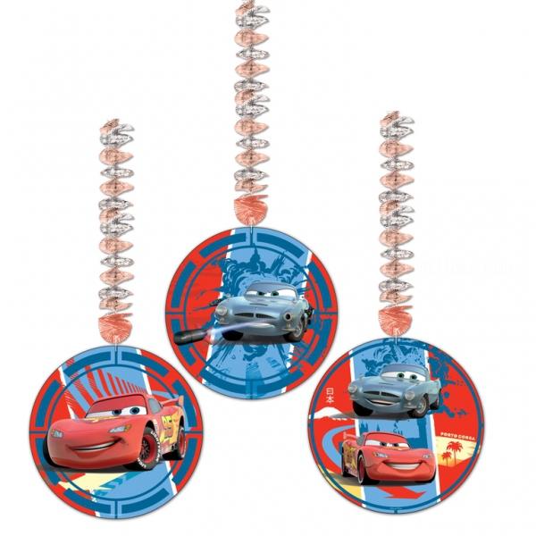 3 suspensions Car's 76.2 cm