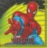 20 serviettes Spiderman 33 CM