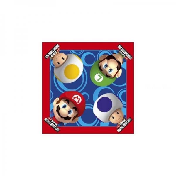 16 serviettes Mario Bros 33*33cm189223 Mario Super Mario
