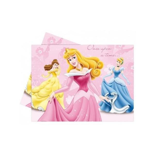 1 nappe plastique disney princesse 120*180
