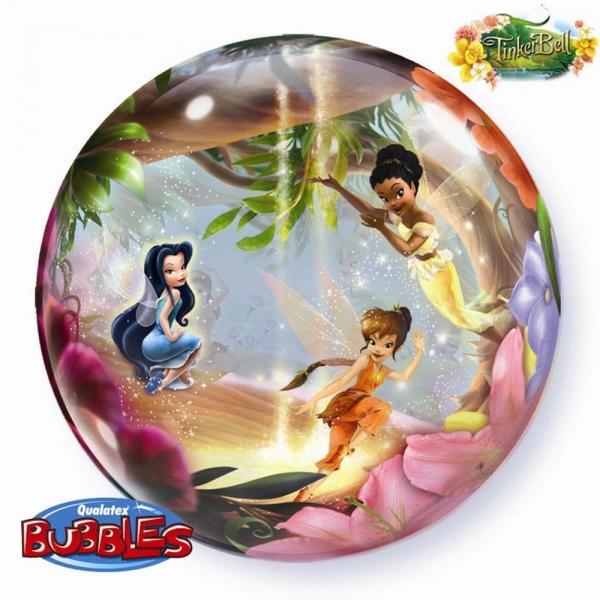 bubble fee clochette 51 cm, non gonflé