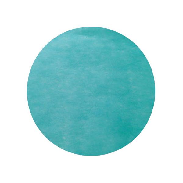 50 dessous assiettes turquoise 34 cm intissé