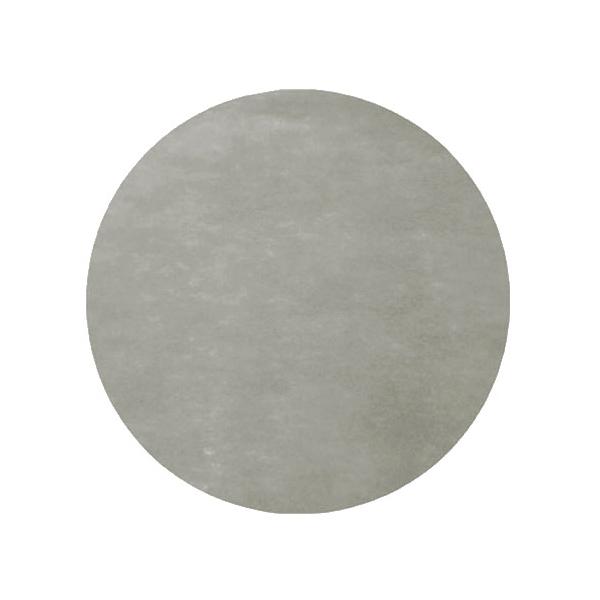 50 dessous assiettes gris 34 cm intissé
