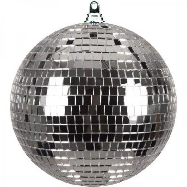 1 boule à facettes disco 6 cm