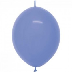 Link o loon 30 cm opaque periwinkle SEMPERTEX Double Attaches 30Cm Opaques Vifs Et Pastels