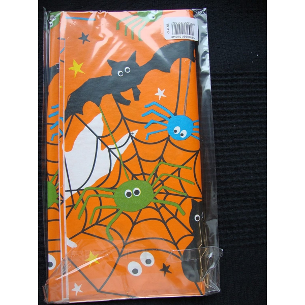 1 nappe Halloween 120*120cm