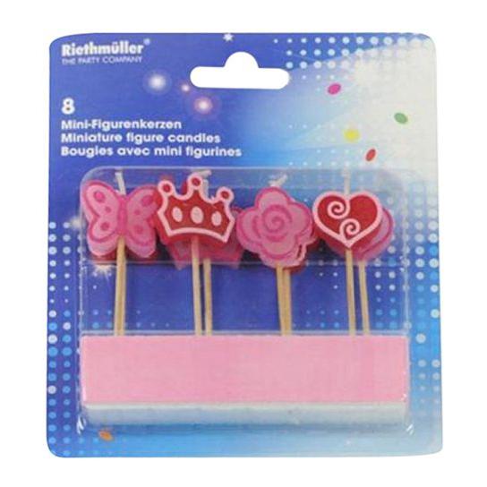 8 bougies princesses