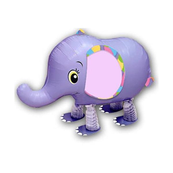 Ballon marcheur éléphant 60*55cm