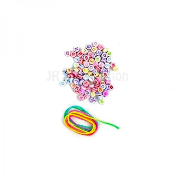 Bijoux perles à créer bracelet
