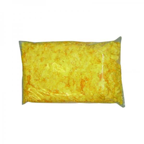 confettis jaune 1kg