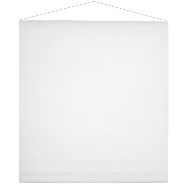 Tenture blanche 70 cm *12 m