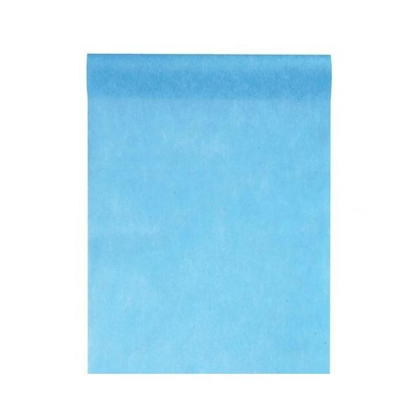 Chemin de table turquoise 30cm*10m