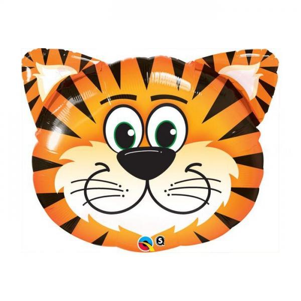 tigre ballon mylar 76cm