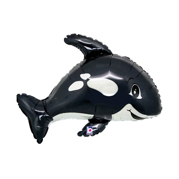 Baleine 78 cm à plat