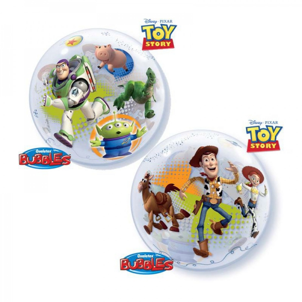 bubble toy's 56 cm, non gonflé