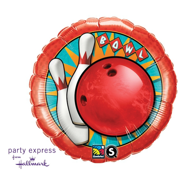bowling 45 cm ballon mylar