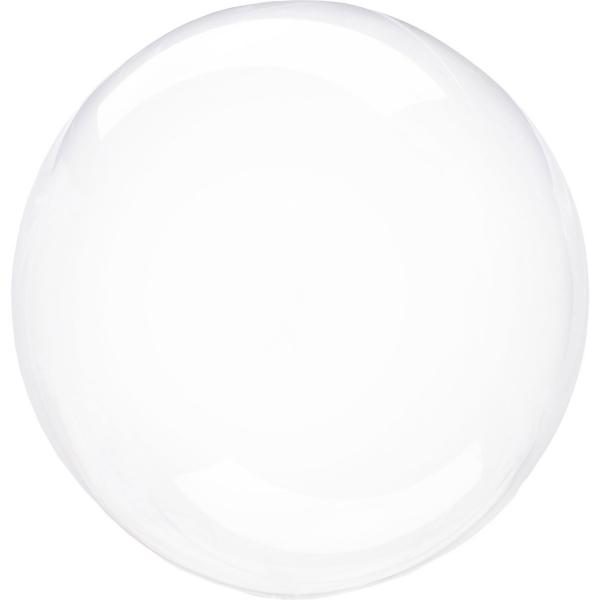 1 sphère transparente 56 cm