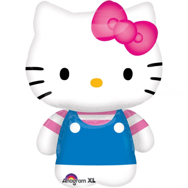Hello kitty ballon mylar 56*76 cm