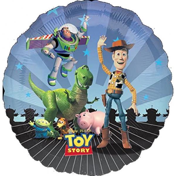 Toy story ballon mylar 45cm