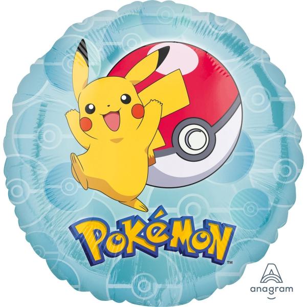 Pokémon ballon mylar 45cm