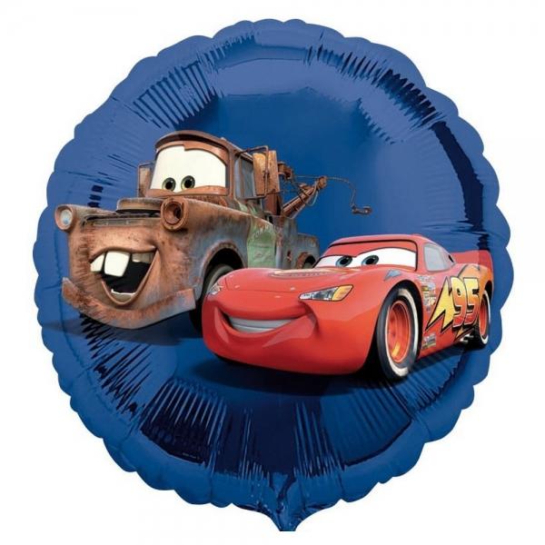 Car's ballon mylar 45 cm