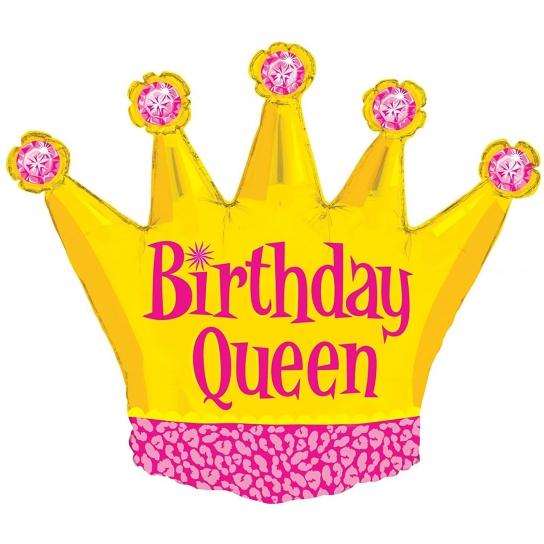 birthday Queen 91 cm