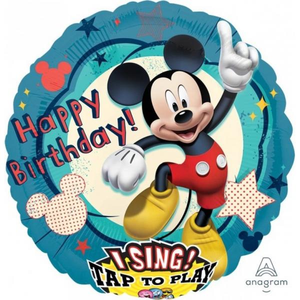 Mickey Happy birthday to you 71 cm