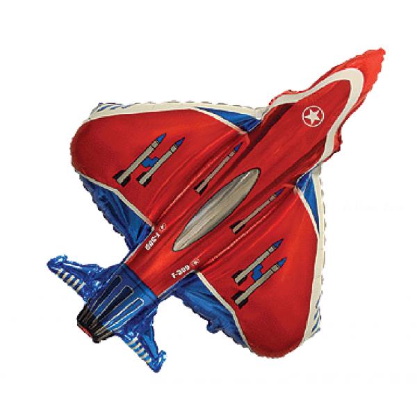 Avion chasse forme 99cm X 96cm