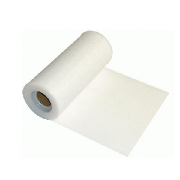 tulle blanc 15cm *22.75 m
