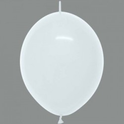 25 DOUBLE ATTACHE 30 cm opaque blanc 005652_1381972237 SEMPERTEX Double Attaches 30Cm Opaques Vifs Et Pastels