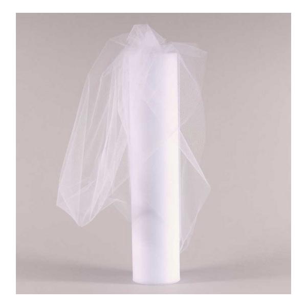 tulle blanc 30cm * 23m