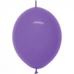 DOUBLE ATTACHES 30 cm opaque violet 051 SEMPERTEX Double Attaches 30Cm Opaques Vifs Et Pastels
