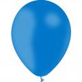 10 ballons Bleu roi 30 cm