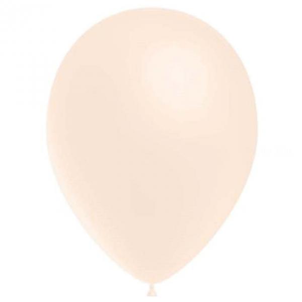 10 ballons chair opaque 30 cm