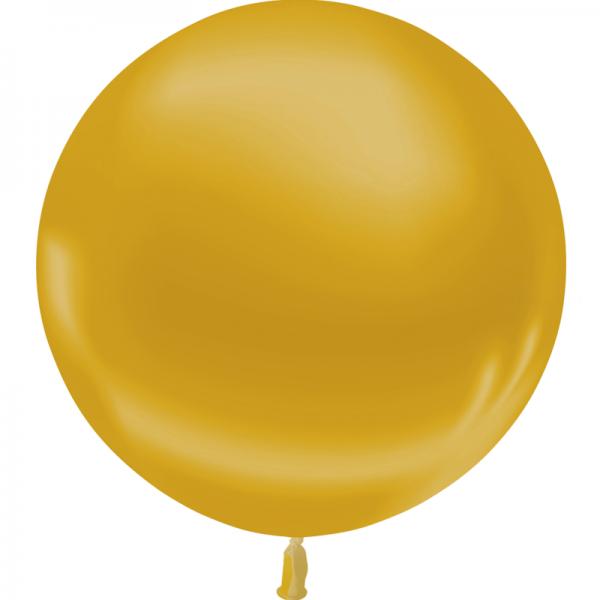 1 ballon 55 cm or