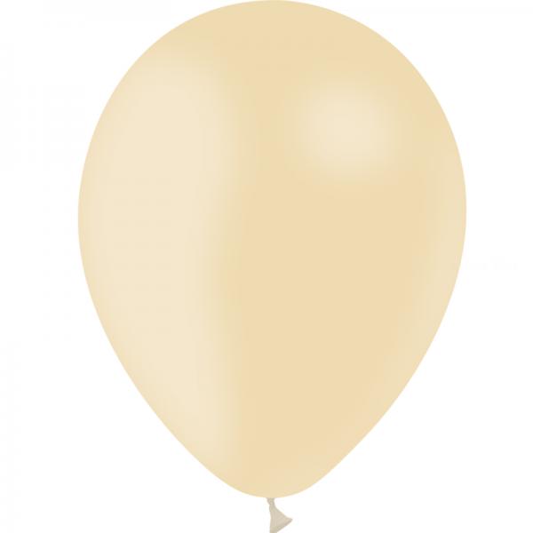 12 ballons chair opaque 28 cm