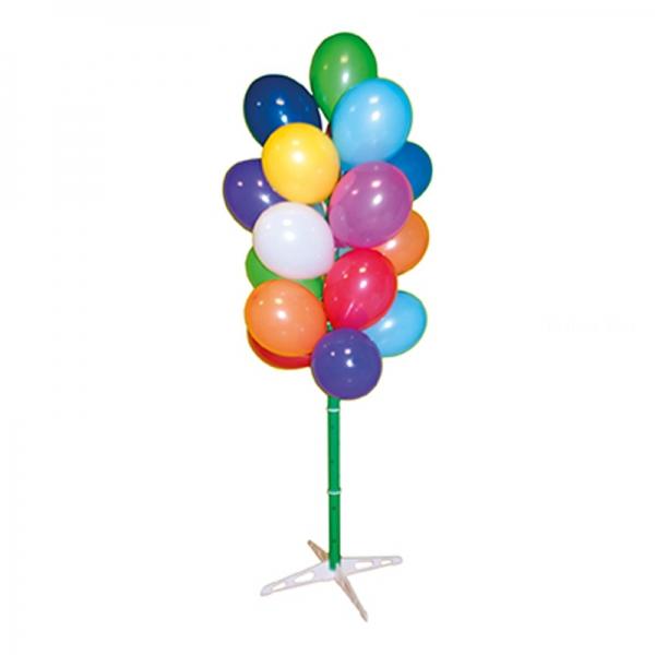 Arbre à ballons plastique 1.75m