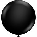 ballon 43 cm diamètre noir