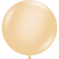 1 ballon 43 cm diamètre chair