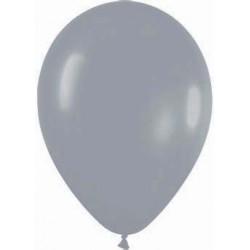 gris mat opaque 12 cm poche de 100 ballons5 081 SEMPERTEX Sempertex 12 cm Opaque