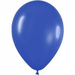Bleu foncé 12 cm poche de 50