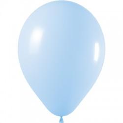 sempertex 30 cm baby blue 140 poche de 50