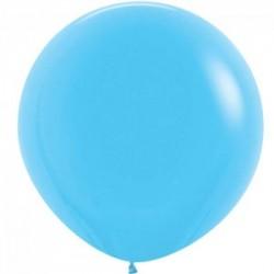 sempertex rond 90 cm bleu ciel 3 140 SEMPERTEX Sempertex 90 cm opaques