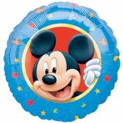 portrait de Mickey mylar 45 cm