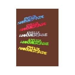sachet confetti métal JOYEUX ANNIVERSAIRE 1044_259184640 AEC Confettis Metalliques Pour Decoration Tables